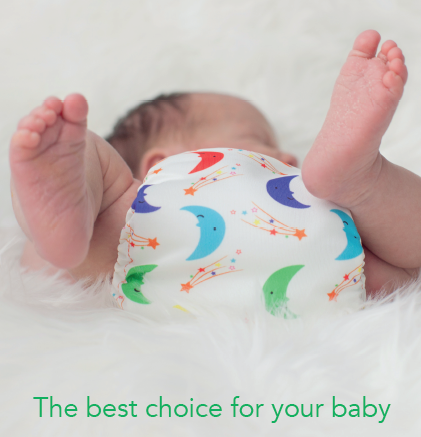 reusable nappy guide from TotsBots