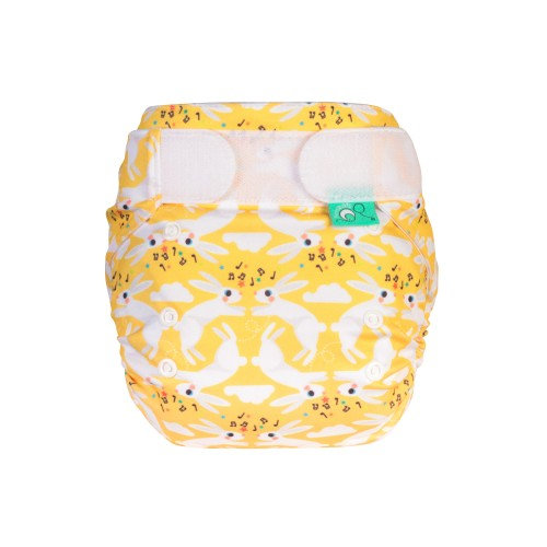 TotsBots EasyFit Hop Little Bunny Reusable Nappy