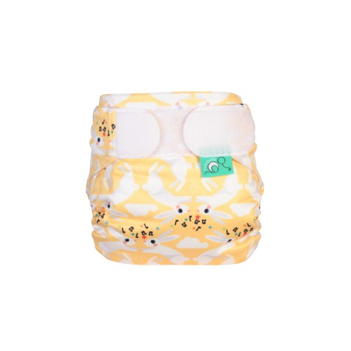 TotsBots TeenyFit Reusable Nappy Hop Little Bunny