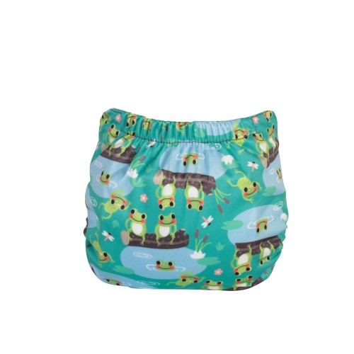 Nappy TeenyFit STAR 5 Little Speckled Frogs