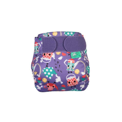 TotsBots TeenyFit Reusable Nappy I'm A Little Teapot