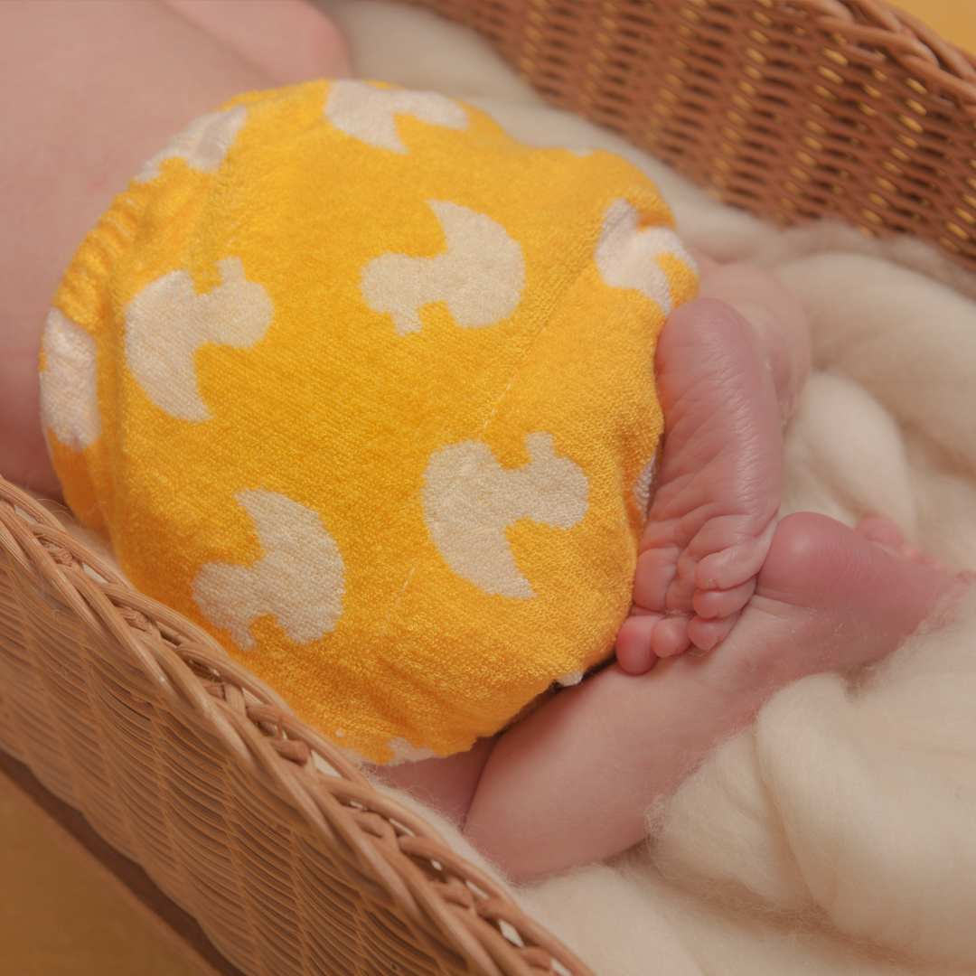 Why Cloth nappies are the best choice for your baby's skin