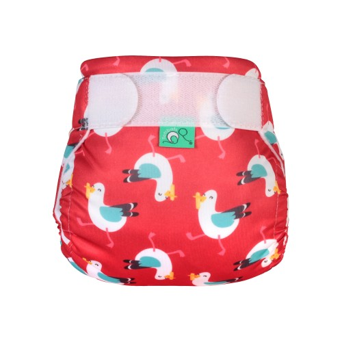 Reusable swim nappies Mine front