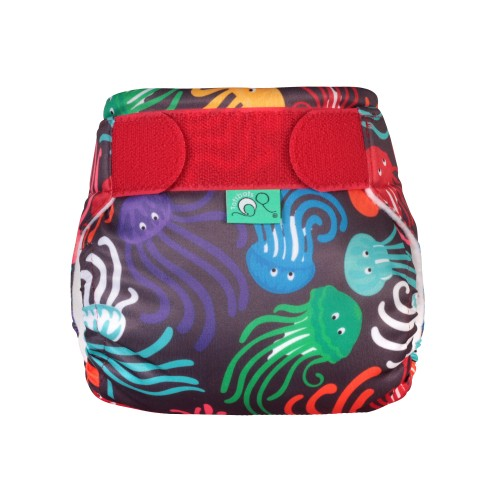 Reusable swim nappies Float front