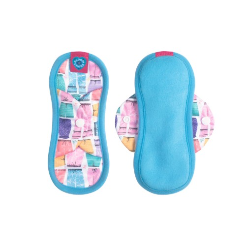 Bloom and nora, bloomers reusable sanitary pad, mini