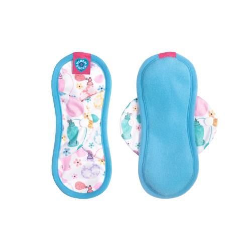 Bloom & Nora Bloomers Mini Pad Eau, reusable sanitary pads