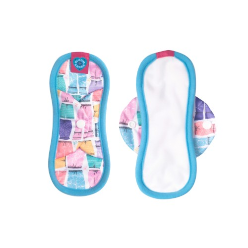 Bloom & Nora Reusable Sanitary Pads, Amelia Mini Nora