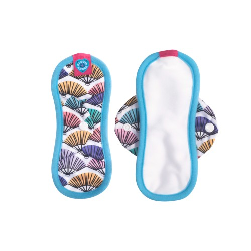 Bloom & Nora Reusable Sanitary Pads, Flirt Mini Nora