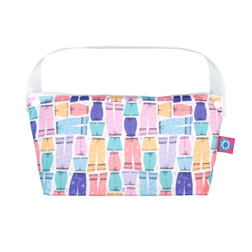 Bloom & Nora Waterproof storage bag for reusable sanitary pads