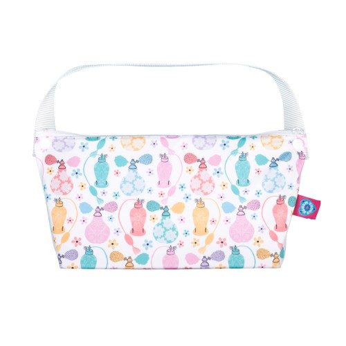 Bloom & Nora Waterproof storage bag for reusable sanitary pads, Eau