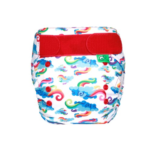 TotsBots Reusable Nappy EasyFit All In One Breeze