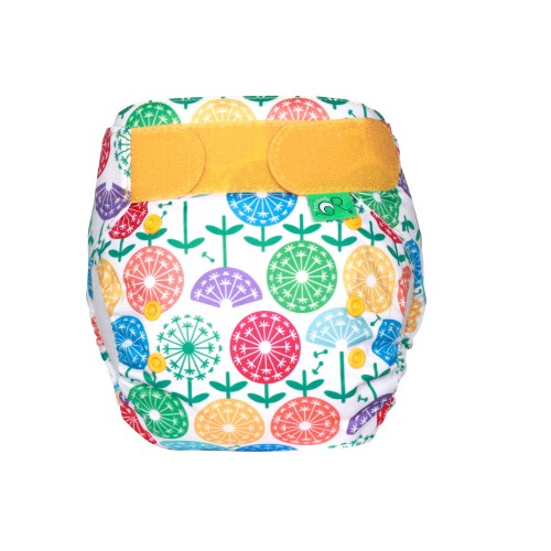 TotsBots Reusable Nappy EasyFit All In One Dandy