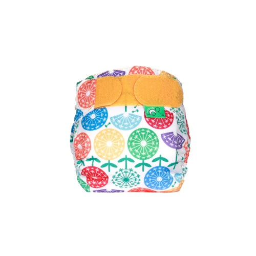 TotsBots tiny baby TeenyFit reusable nappy Dandy