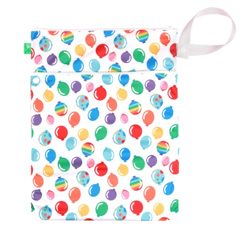 TotsBots Reusable Nappies waterproof wet and dry bag Pop