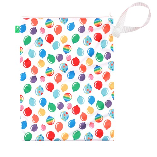 TotsBots Reusable Nappies Waterproof Wet Bag Pop