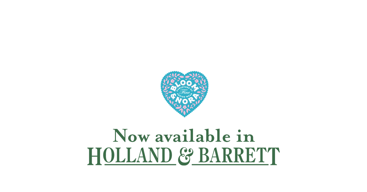 Holland and Barrett to start selling Reusable Sanitary Pads brand Bloom & Nora