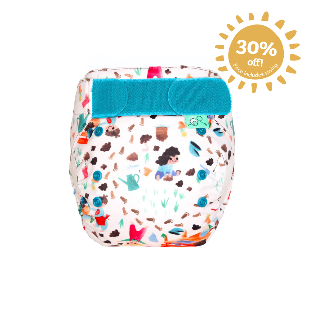 Nappy EasyFit STAR Mucky Pups