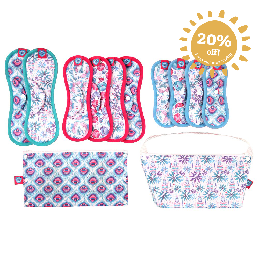 Bloomers Whole Kit