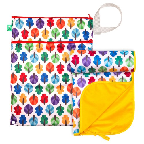 reusable nappy out and about kit