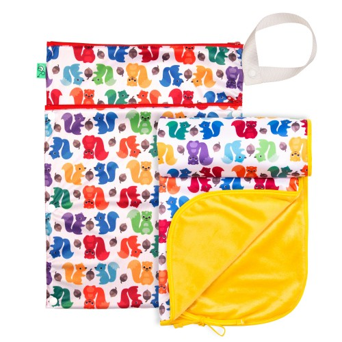 TotsBots reusable nappy out and about kit