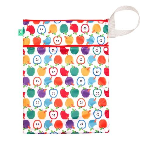 napple wet and dry nappy storage bag