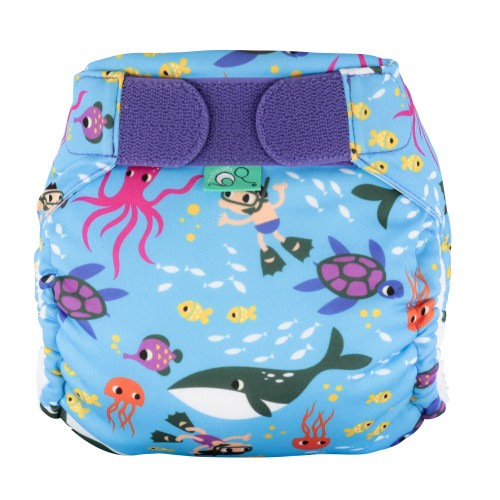 under the sea swim nappy