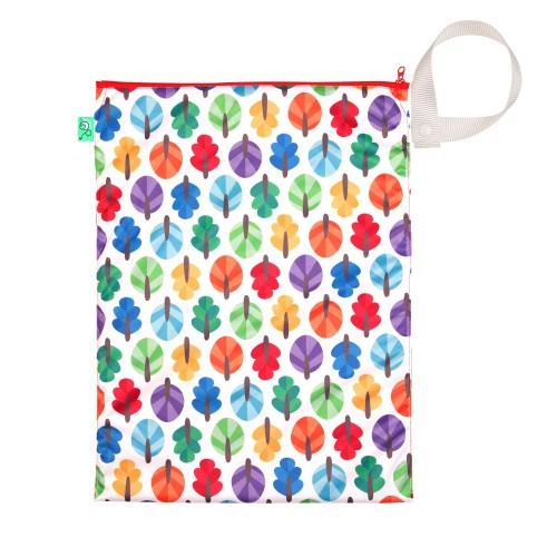 Waterproof nappy bag Knotty