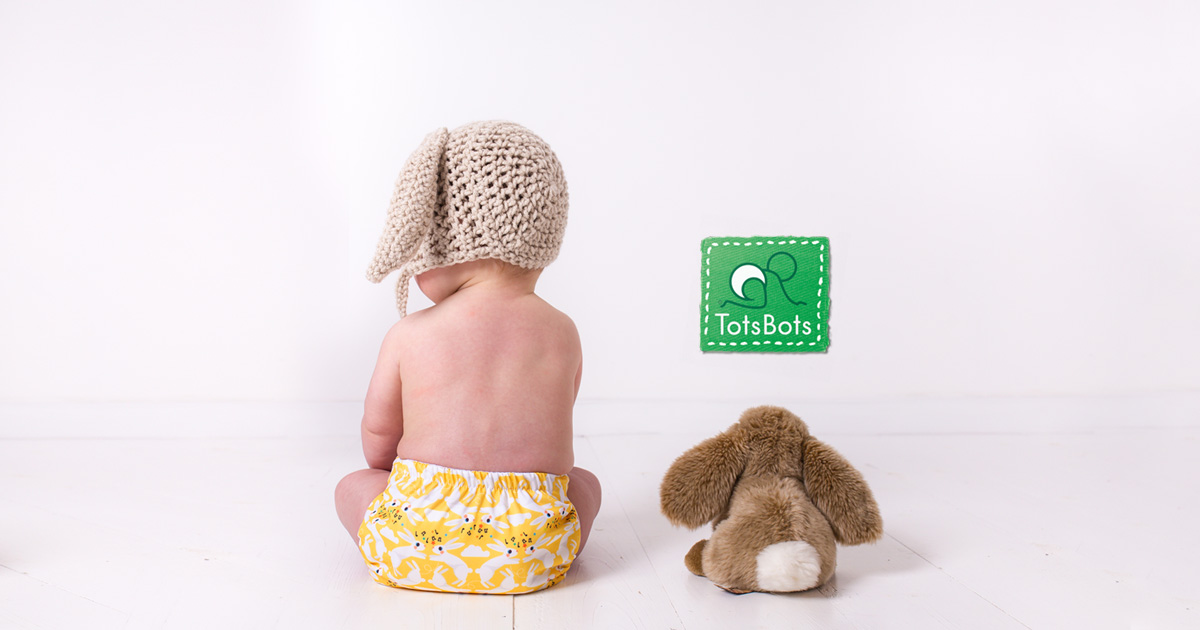 Ditch the disposable nappies this European Week for Waste Reduction