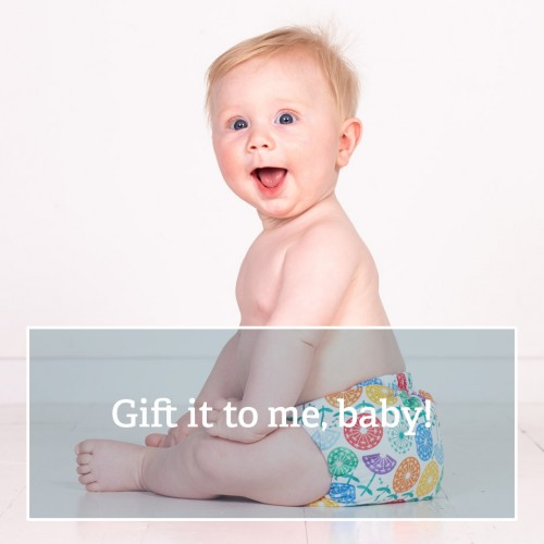 TotsBots Reusable Nappies Gift Voucher