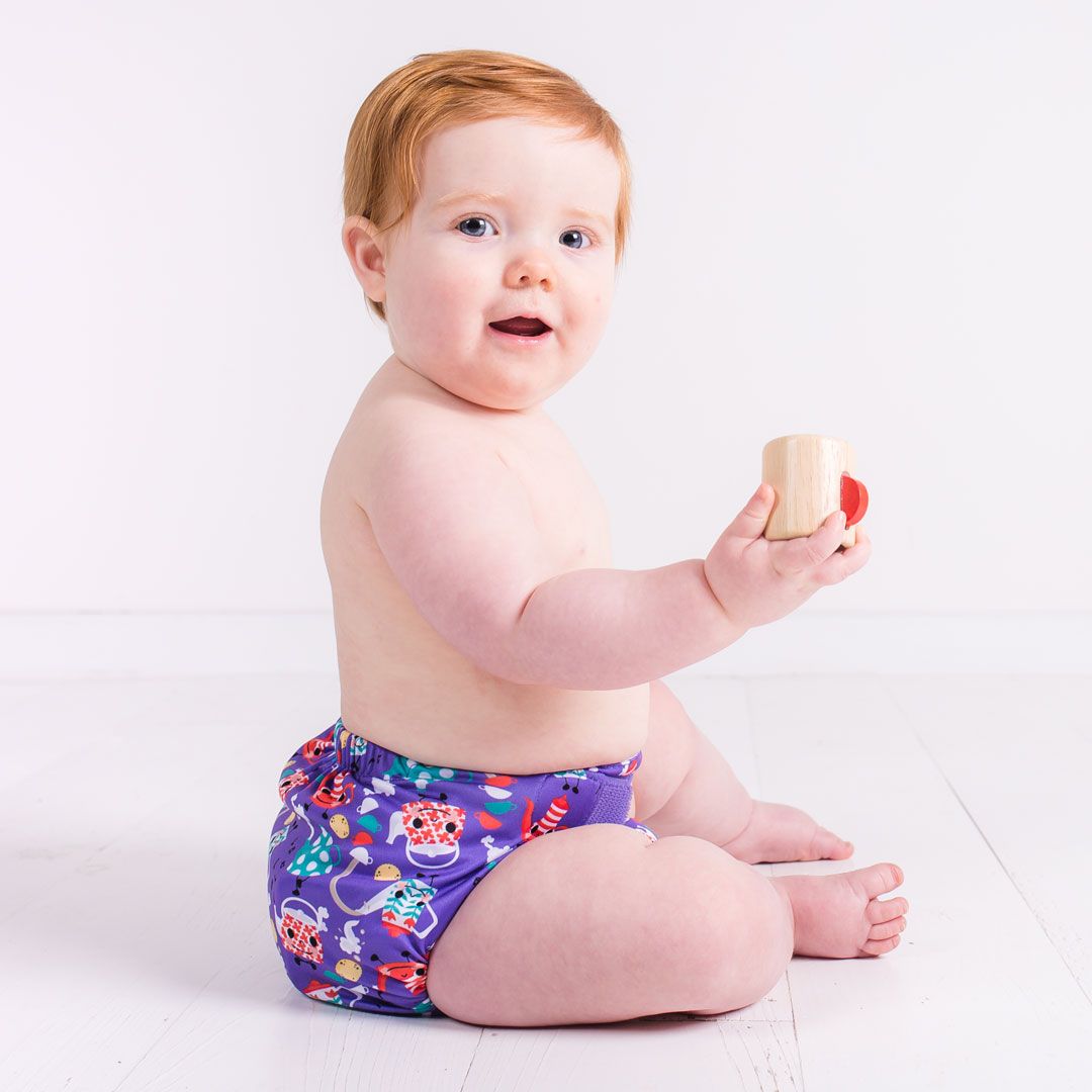 Turning waste into something wonderful with reusable nappies