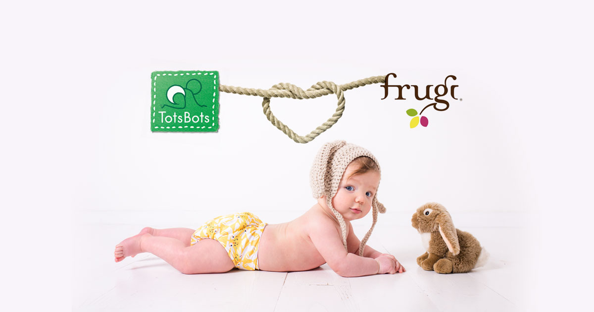 Back Frugi and TotsBots formally tie the knot