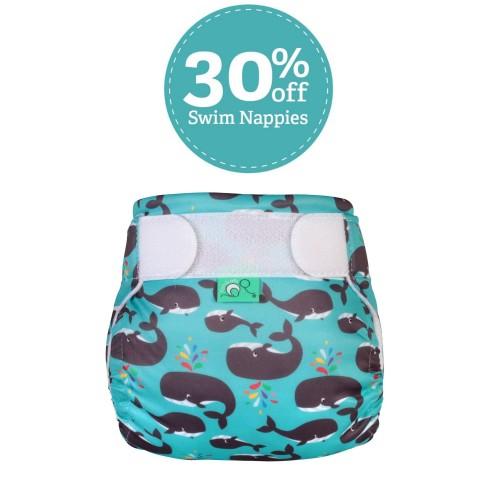 Swim nappies from TotsBots