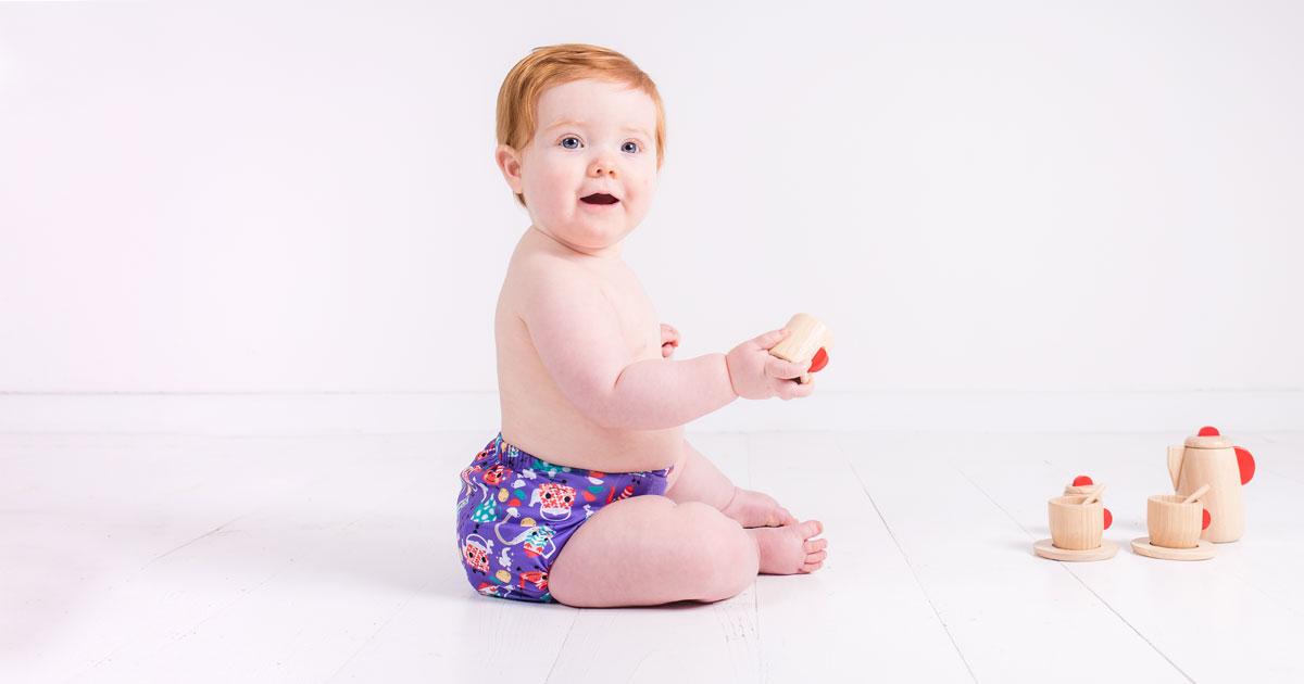 Why use cloth nappies