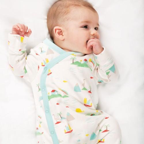 Kai Kimono Babygrow