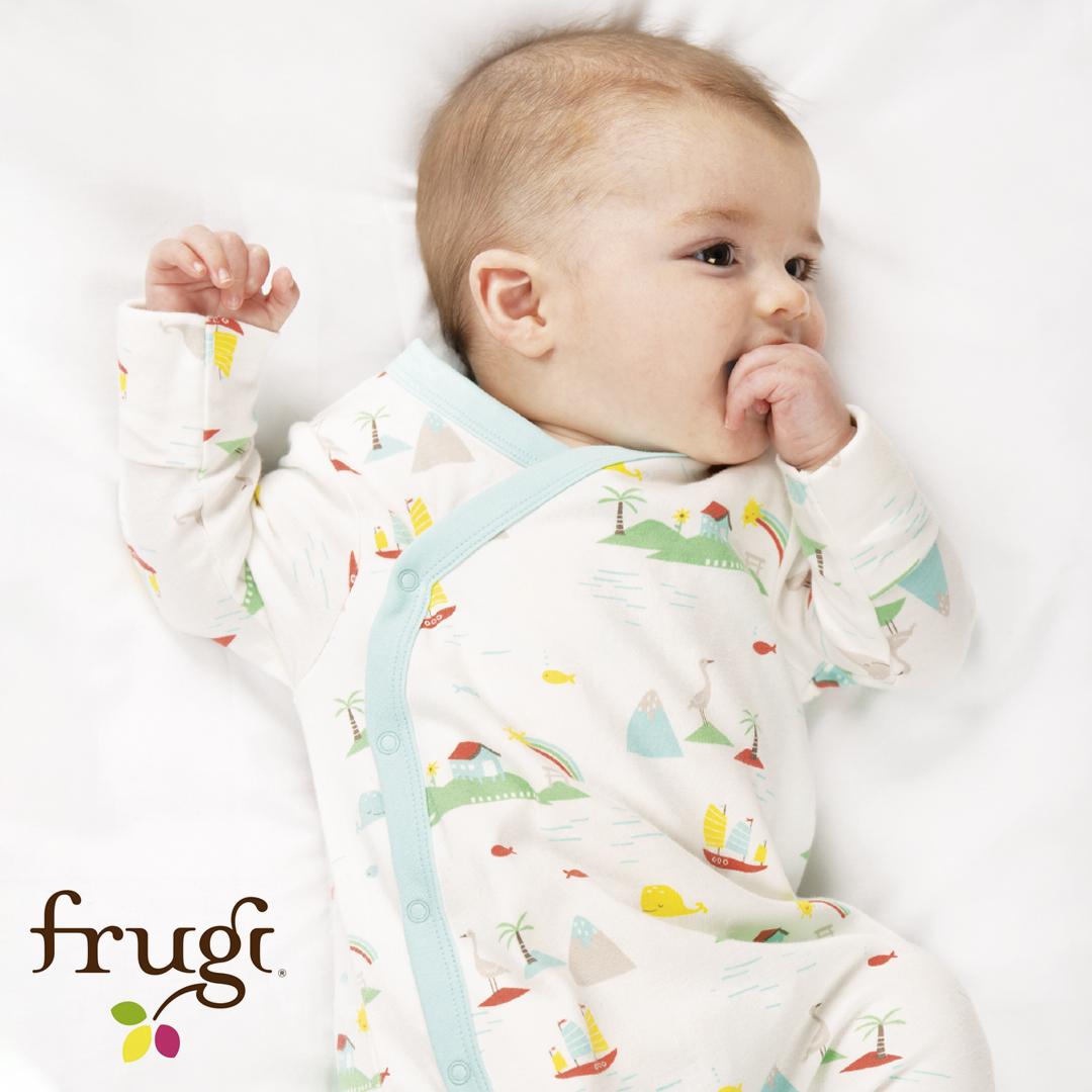 Frugi Organic Clothing at TotsBots