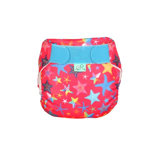 TotsBots Reusable Swim Nappy Little Star Front