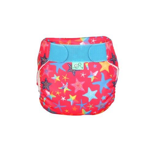 TotsBots Reusable Swim Nappy Little Star Front