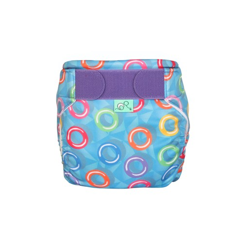 TotsBots reusable swim nappy Wubbawing