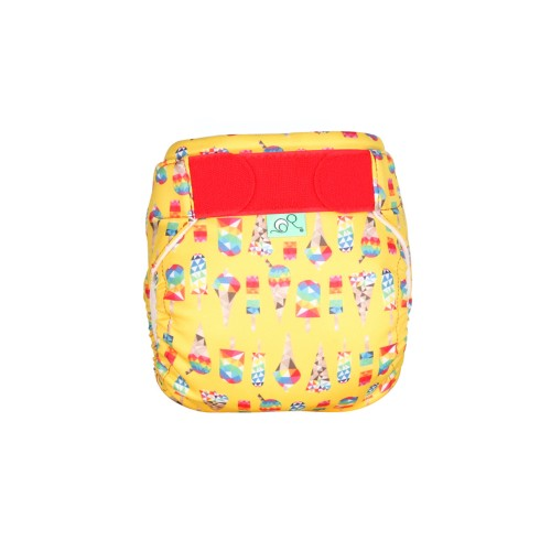 TotsBots Reusable swim nappy Lollibots front