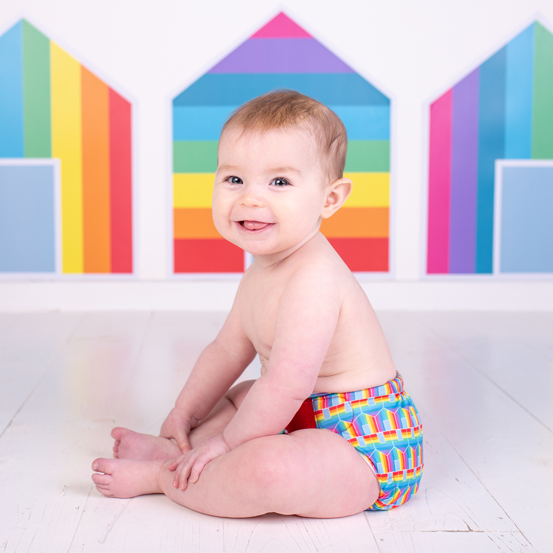 TotsBots Reusable Swim Nappies