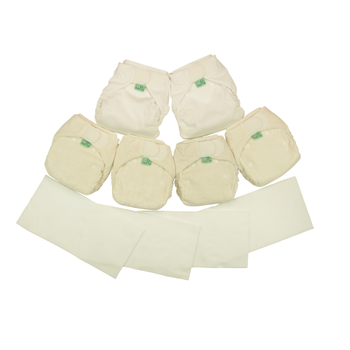 Reusable Nappies for night time