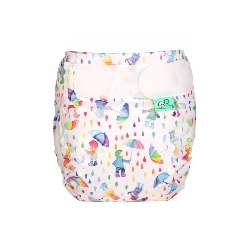 TotsBots Reusable Nappy Dilly Dally front