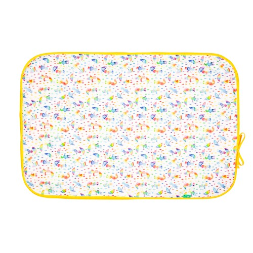 TotsBots Happy Mat portable changing mat Dilly Dally