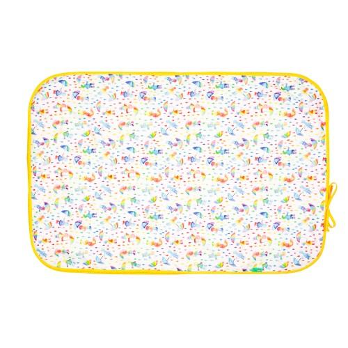 TotsBots Happy Mat portable changing mat Dilly Dally