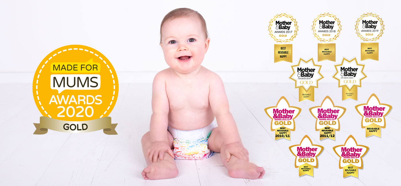 TotsBots Best Reusable Nappy Award