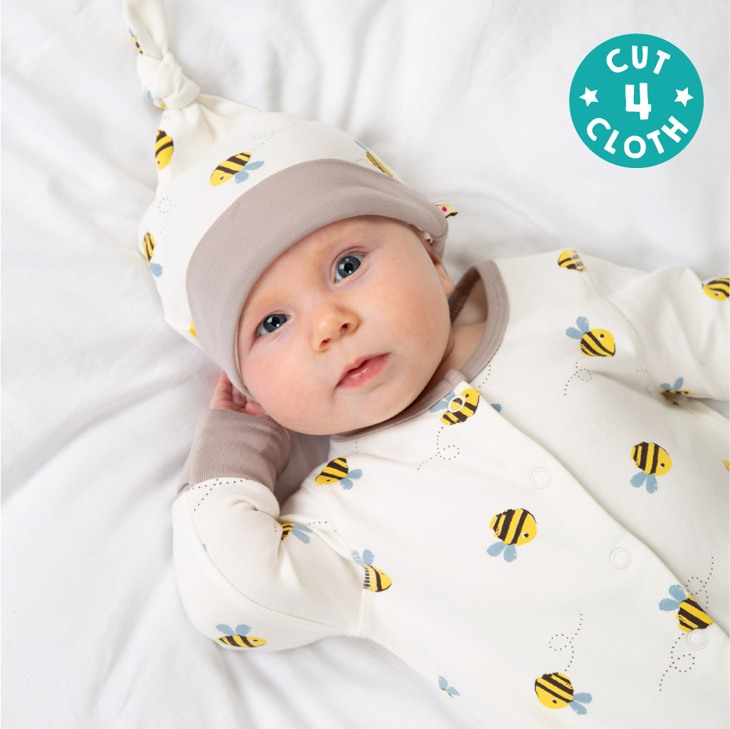 Frugi Cut 4 Cloth Organic Clothing