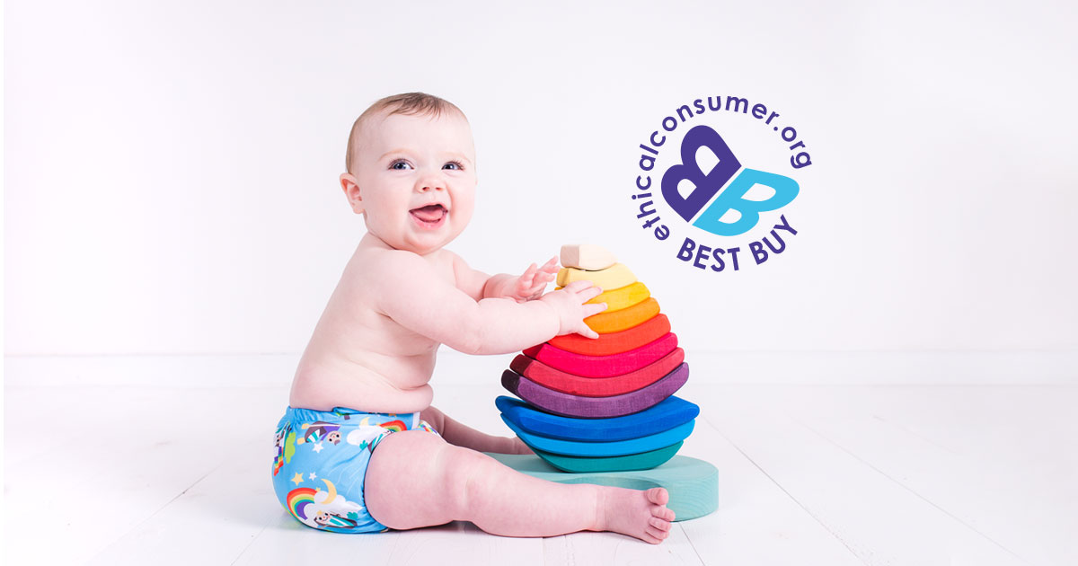 TotsBots cloth nappies - EthicalConsumer Best Buy