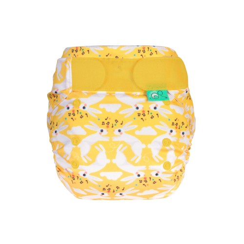 TotsBots Reusable Nappy EasyFit STAR Hope Little Bunny