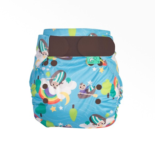 TotsBots Waterproof Wrap for Reusable Nappy