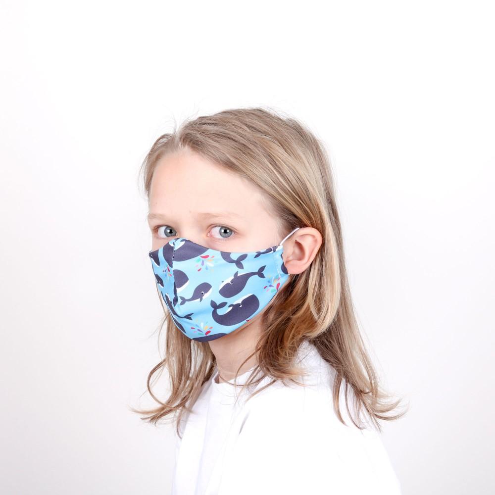Kids Face Mask - Finn (single)